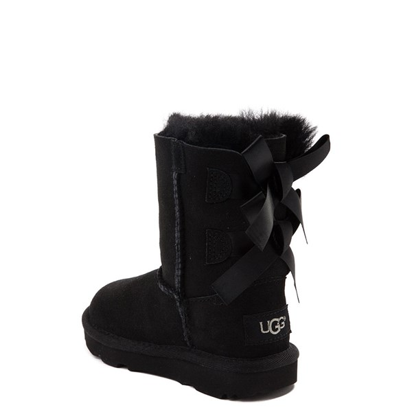 alternate view UGG® Bailey Bow II Boot - Toddler / Little KidALT2