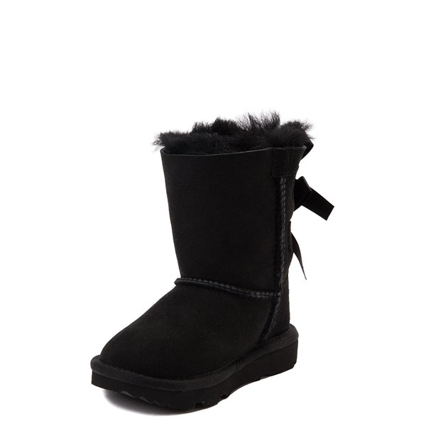 alternate view UGG® Bailey Bow II Boot - Toddler / Little KidALT3