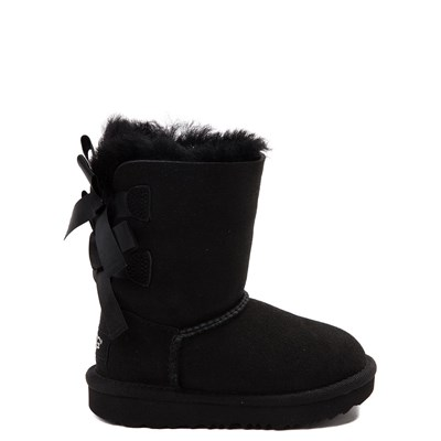 Main view of UGG® Bailey Bow II Boot - Toddler / Little Kid - Black