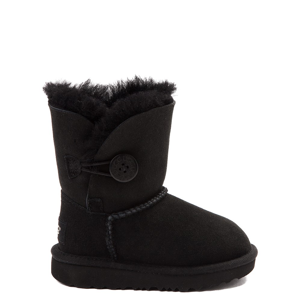 UGG® Bailey Button II Boot - Toddler / Little Kid - Black