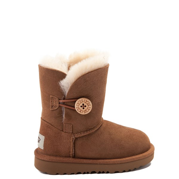 UGG® Bailey Button II Boot - Toddler / Little Kid - Chestnut