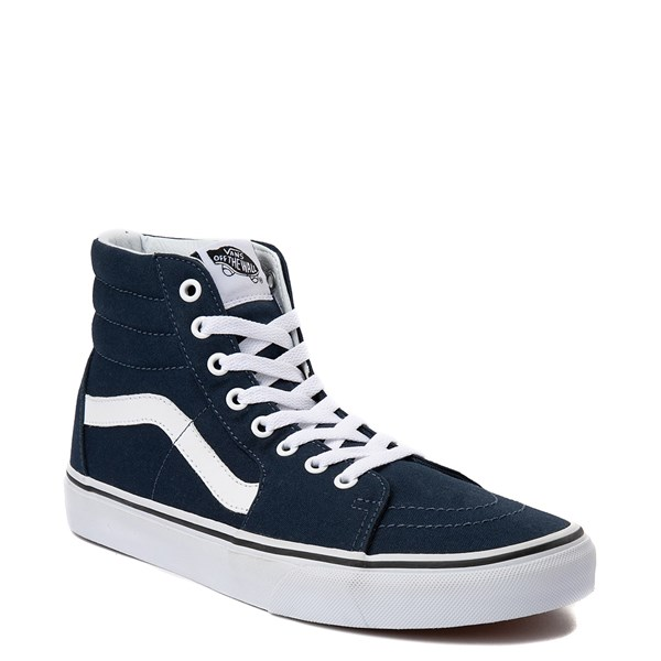 Alternate view of Vans Sk8 Hi Skate Shoe - Dress Blues