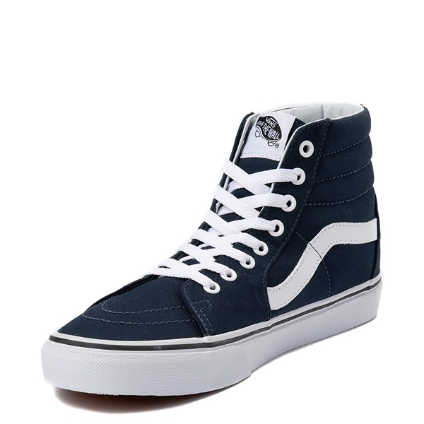 alternate view Vans Sk8 Hi Skate Shoe - Dress BluesALT3