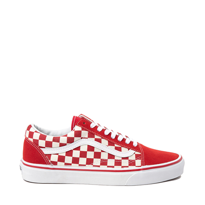Main view of Vans Old Skool Chex Skate Shoe