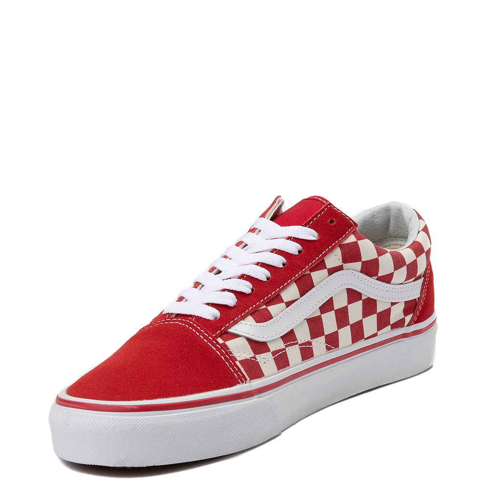 17903cae89 Vans Old Skool Chex Skate Shoe