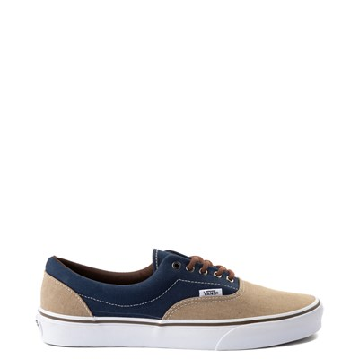 Navy and Khaki Vans Era T&H Skate Shoe