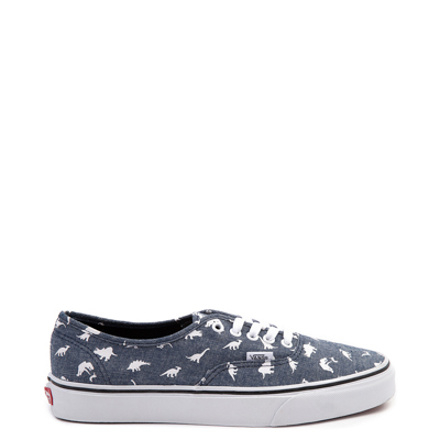 Main view of Vans Authentic Chambray Dinos Skate Shoe