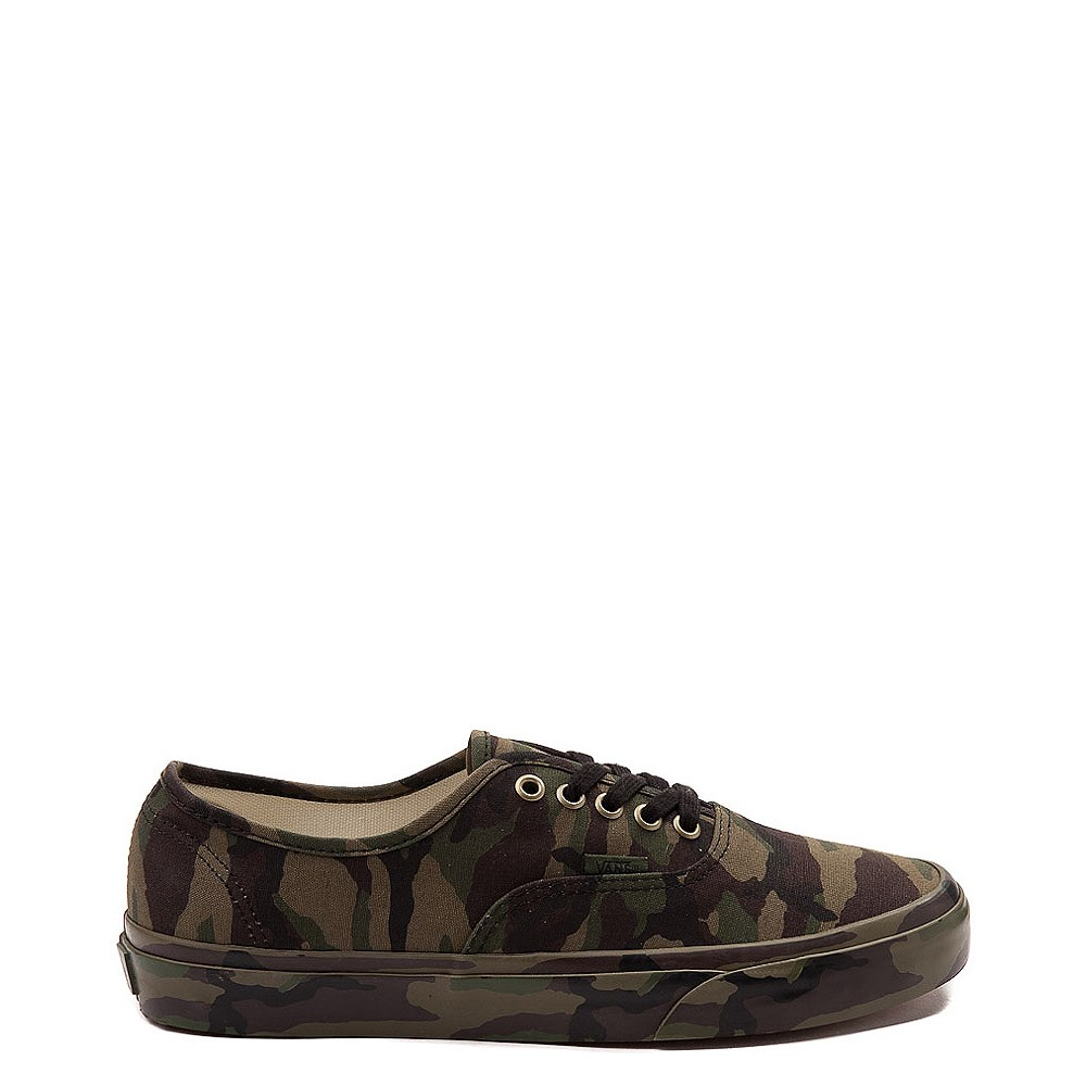 Vans Authentic Camo Mono Skate Shoe