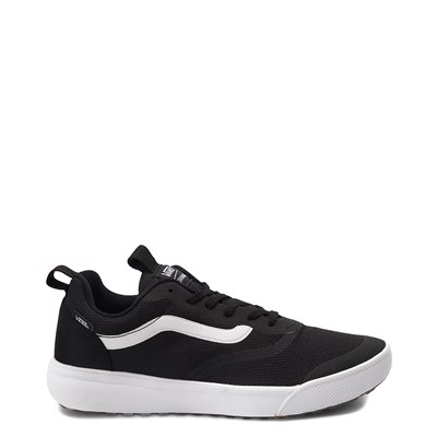 Main view of Vans Black UltraRange Rapidweld Skate Shoe