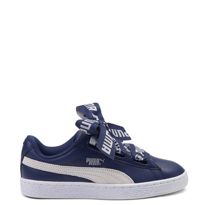 Main view of Womens Puma Basket Heart DE Athletic Shoe