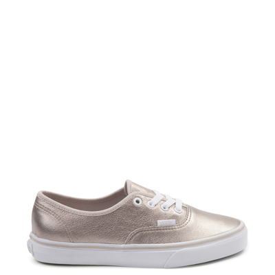 Main view of Vans Authentic Metallic Skate Shoe