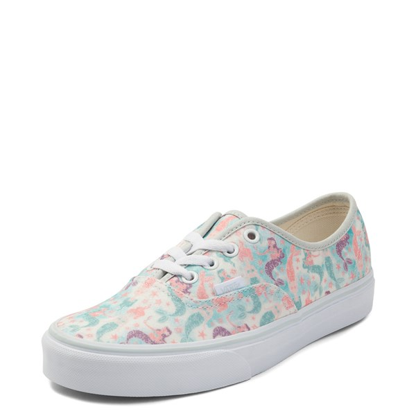 alternate view Vans Authentic Mermaid Glitter Skate ShoeALT1