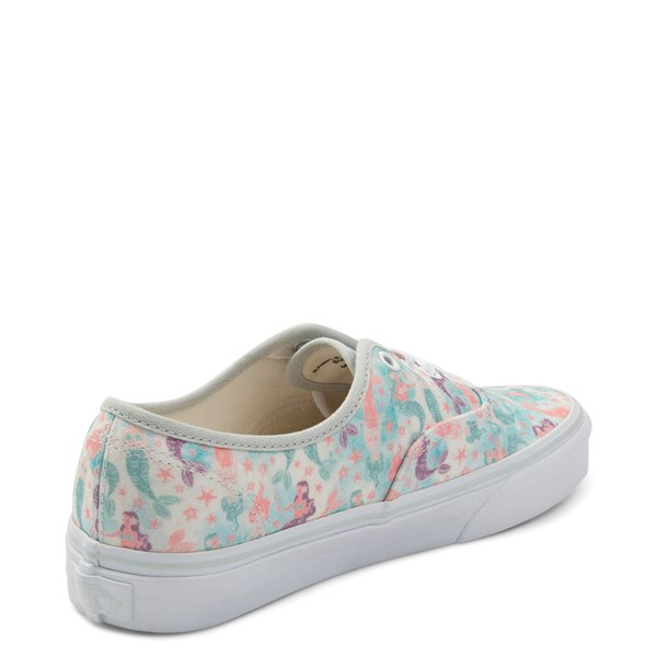 alternate view Vans Authentic Mermaid Glitter Skate ShoeALT2
