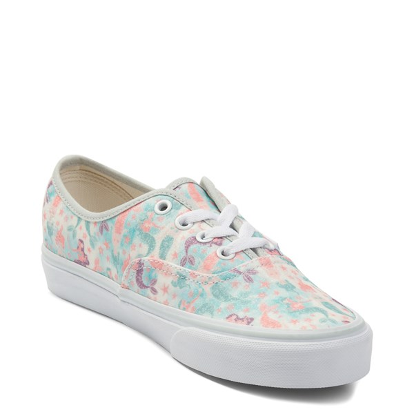 alternate view Vans Authentic Mermaid Glitter Skate ShoeALT3