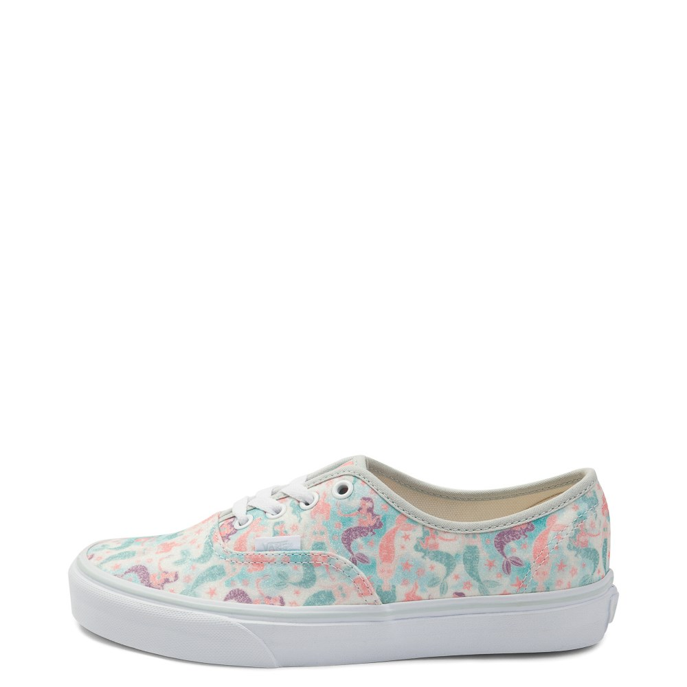 Vans Authentic Mermaid Glitter Skate Shoe