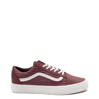 Main view of Vans Old Skool Moto Leather Skate Shoe