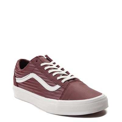 Alternate view of Vans Old Skool Moto Leather Skate Shoe
