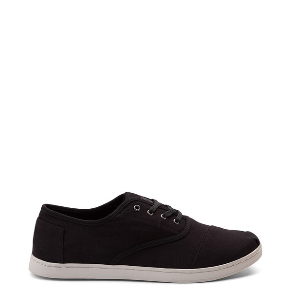 Mens TOMS Donovan Casual Shoe - Black