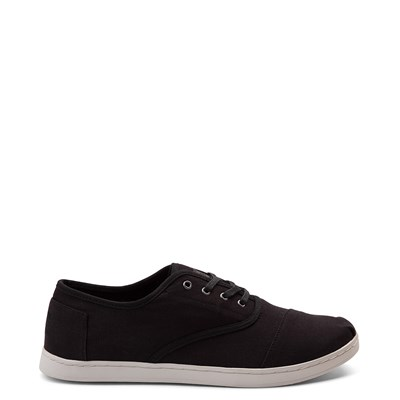 Main view of Mens TOMS Donovan Casual Shoe - Black