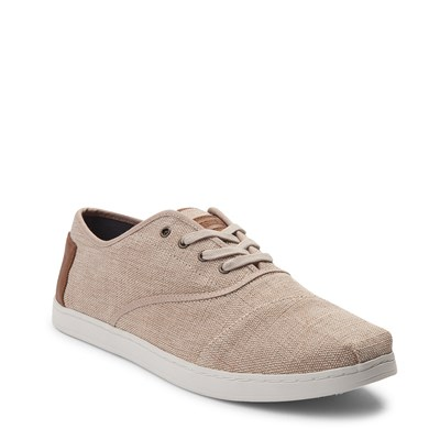 Alternate view of Mens TOMS Donovan Casual Shoe - Khaki