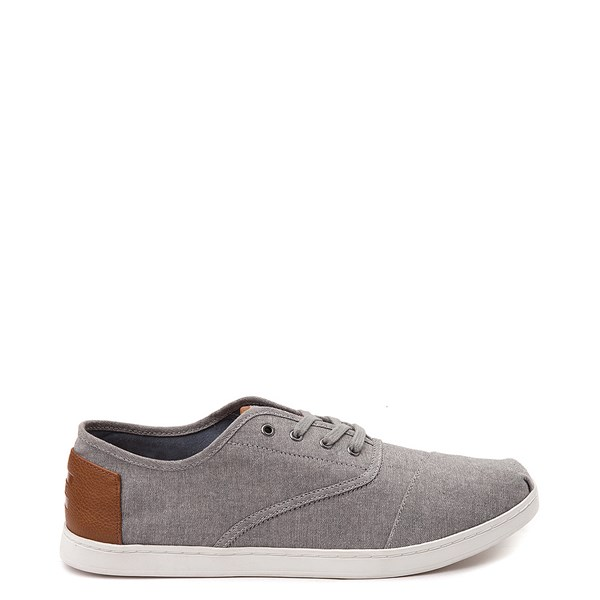 Main view of Mens TOMS Donovan Casual Shoe - Gray
