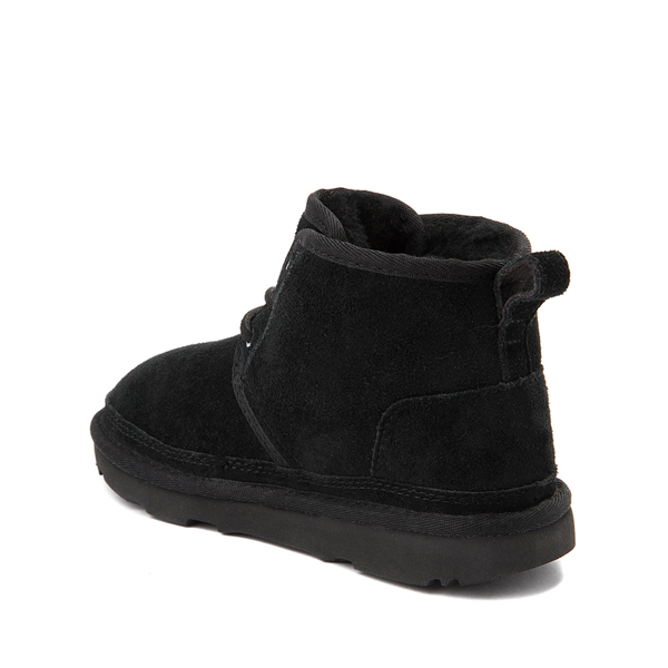alternate view UGG® Neumel II Boot - Little Kid / Big Kid - BlackALT1