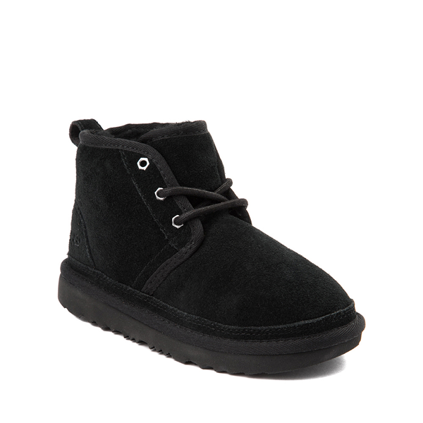 alternate view UGG® Neumel II Boot - Little Kid / Big Kid - BlackALT5