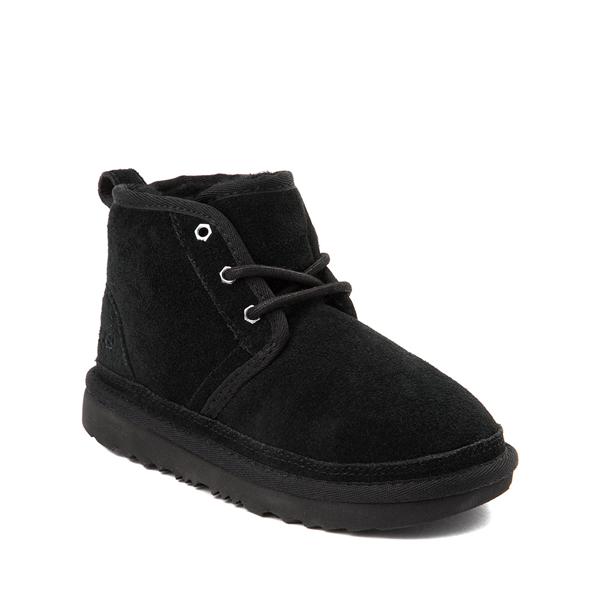 alternate view UGG® Neumel II Boot - Little Kid / Big Kid - BlackALT5