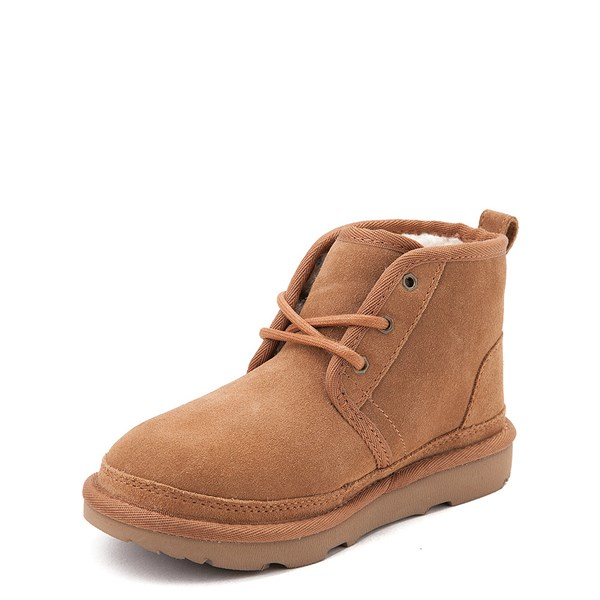 alternate view UGG® Neumel II Boot - Little Kid / Big Kid - ChestnutALT3