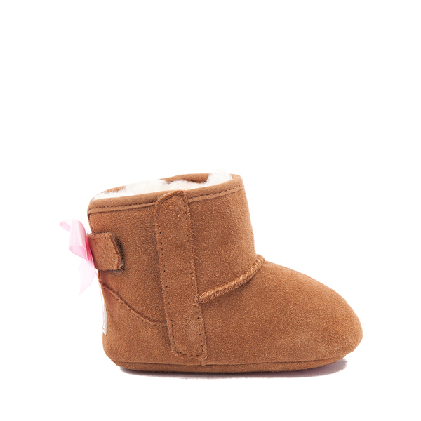 Main view of UGG® Jesse Bow II Boot - Baby / Toddler - Chestnut