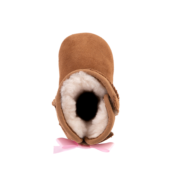 alternate view UGG® Jesse Bow II Boot - Baby / Toddler - ChestnutALT2