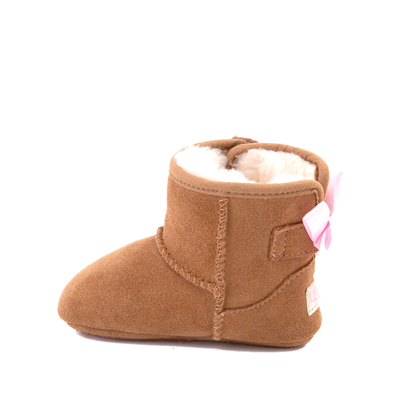 Alternate view of UGG® Jesse Bow II Boot - Baby / Toddler - Chestnut