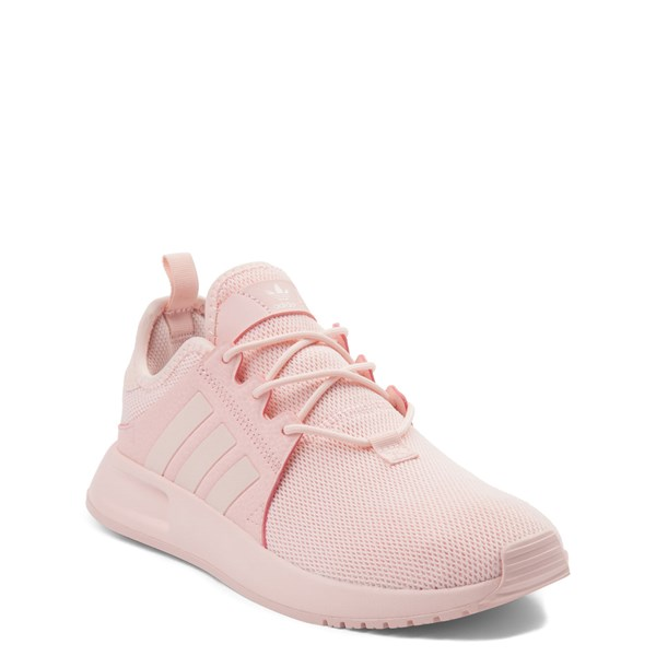 alternate view adidas X_PLR Athletic Shoe - Little Kid - PinkALT1