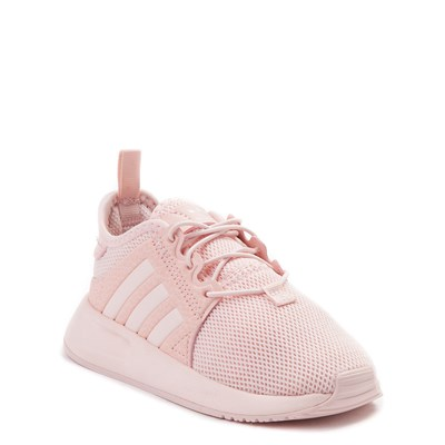 Alternate view of adidas X_PLR Athletic Shoe - Baby / Toddler - Pink