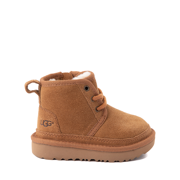 Main view of UGG® Neumel II Boot - Toddler / Little Kid - Chestnut