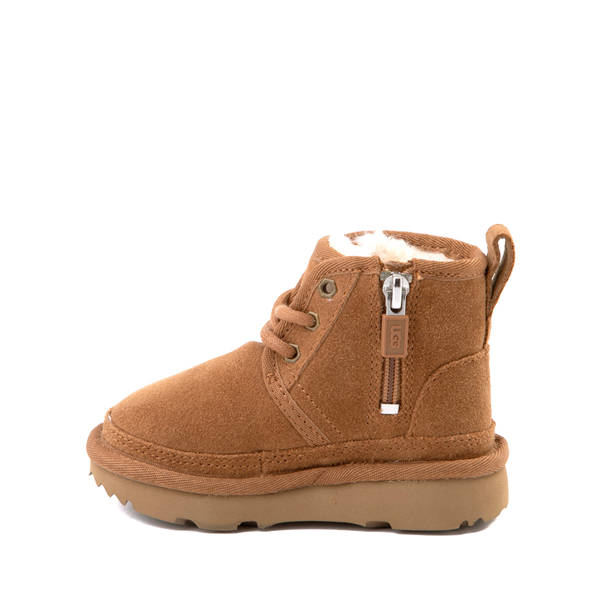 alternate view UGG® Neumel II Boot - Toddler / Little Kid - ChestnutALT1