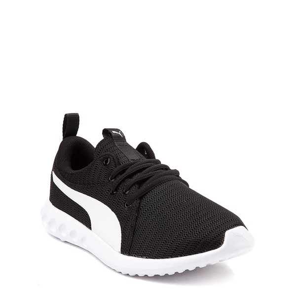Alternate view of Puma Carson Runner Athletic Shoe - Little Kid