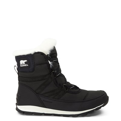 Main view of Womens Sorel Whitney Short Boot - Black