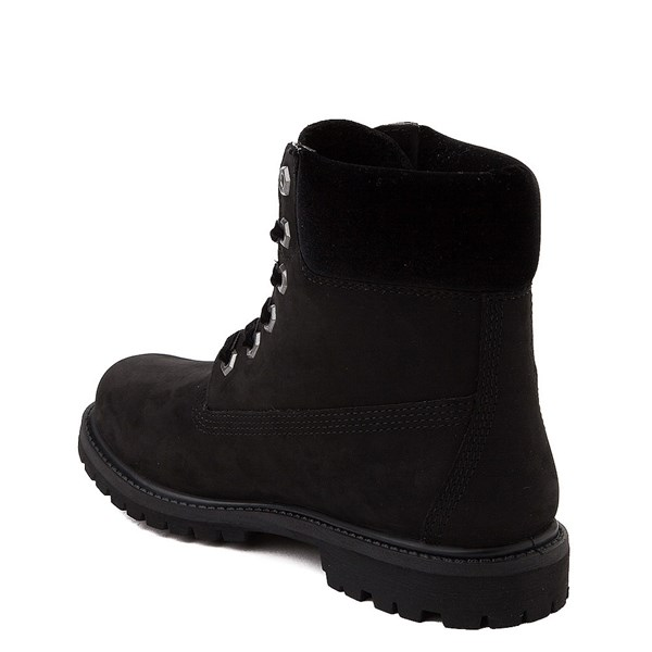 "alternate view Womens Timberland 6"" Premium Velvet Collar BootALT2"