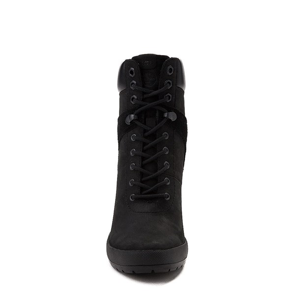 alternate view Womens Timberland Camdale Field Boot - BlackALT4