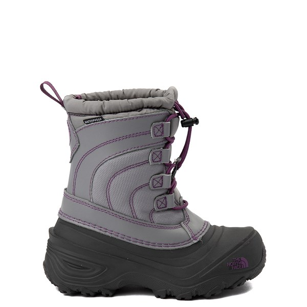 The North Face Alpenglow IV Boot - Little Kid - Frost Gray