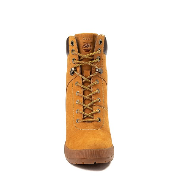 alternate view Womens Timberland Camdale Field Boot - WheatALT4