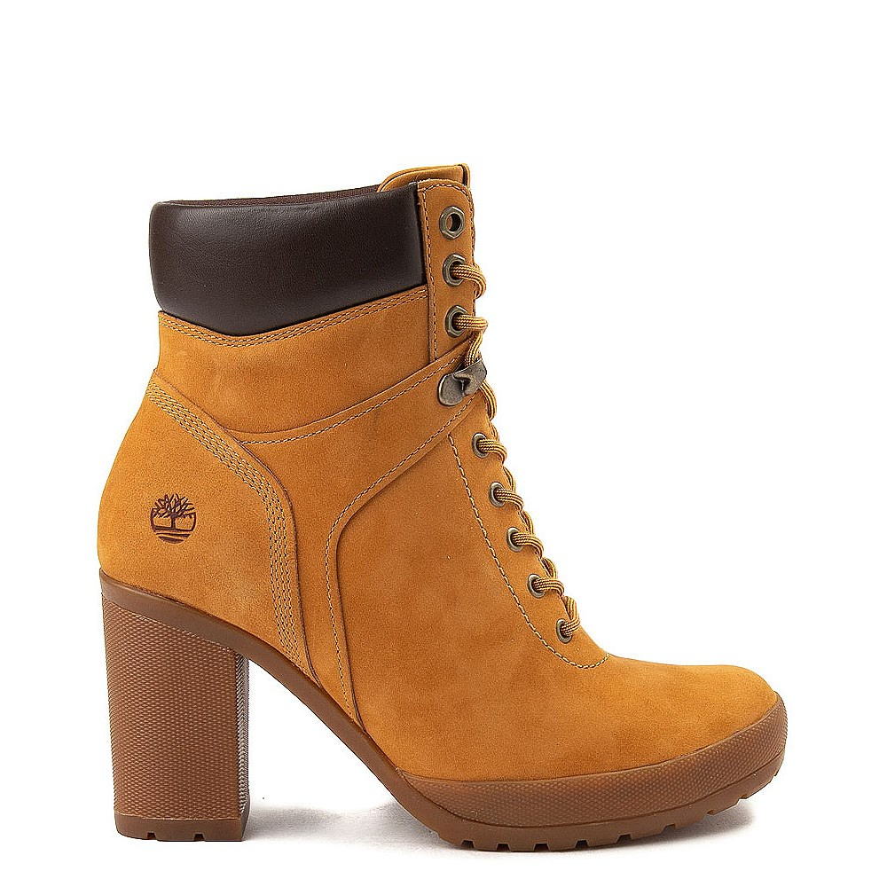 Womens Timberland Camdale Field Boot - Wheat