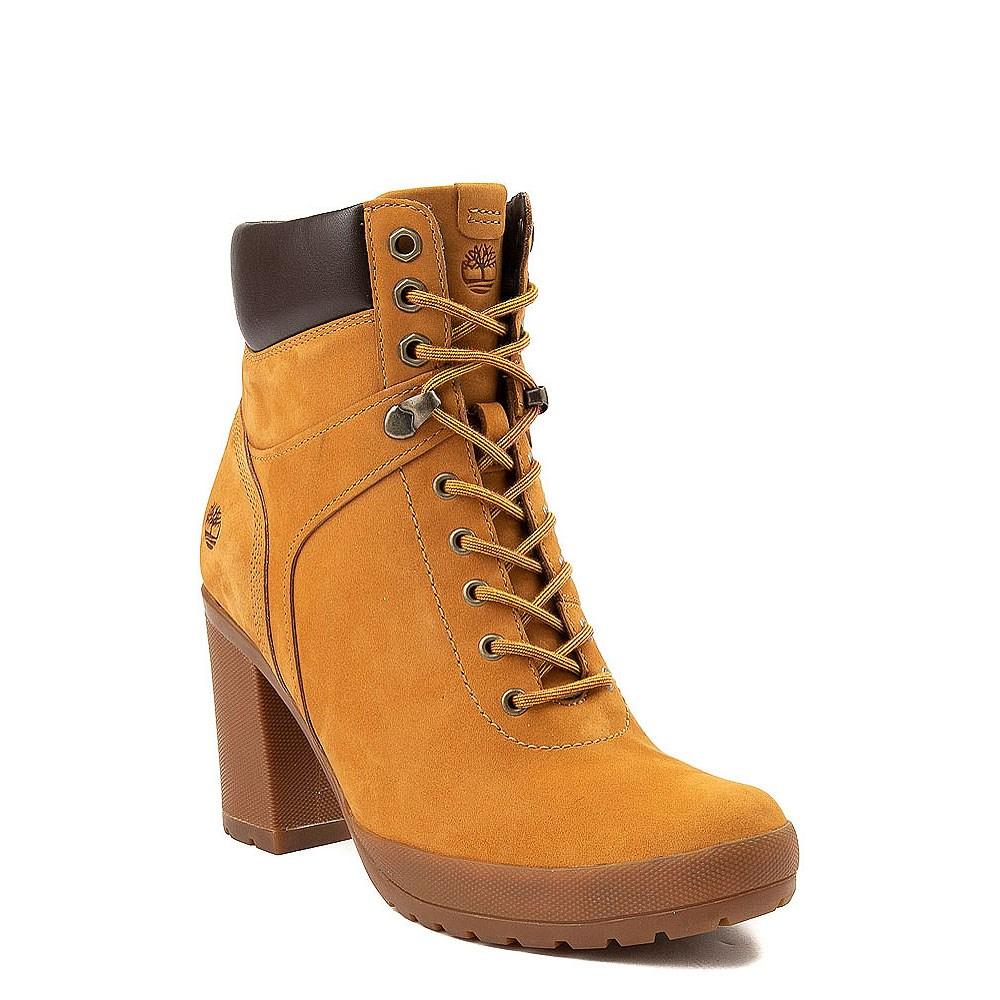 Womens Timberland Camdale Field Boot Black
