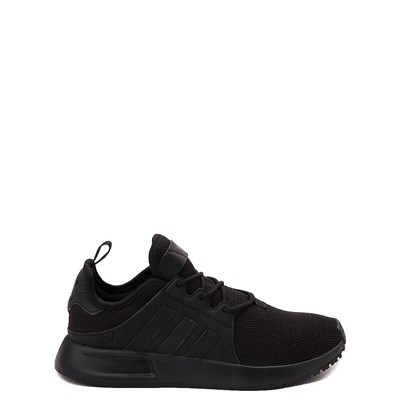 Main view of adidas X_PLR Athletic Shoe - Big Kid - Black