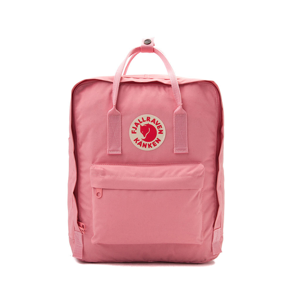 Main view of Fjallraven Kanken Backpack - Pink