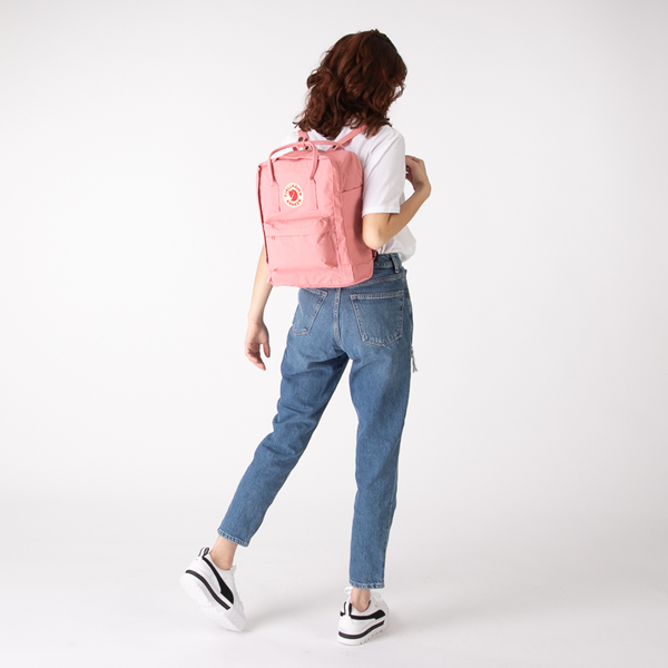 alternate view Fjallraven Kanken Backpack - PinkALT1BADULT