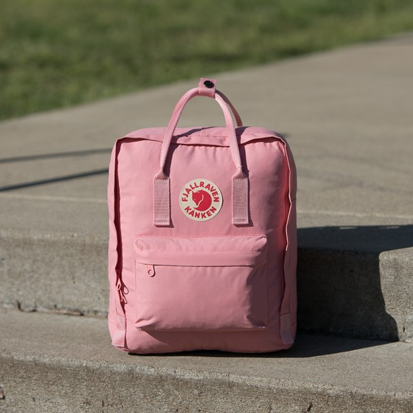 alternate view Fjallraven Kanken Backpack - PinkALT1BB