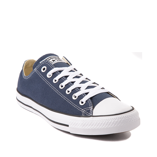 alternate view Converse Chuck Taylor All Star Lo Sneaker - NavyALT5