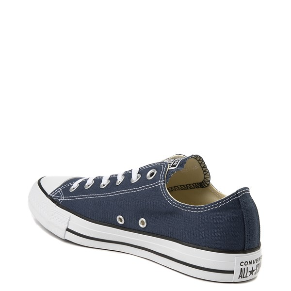 alternate view Converse Chuck Taylor All Star Lo Sneaker - NavyALT2
